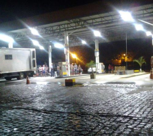 Apoio RV - Posto Nápoli Ipiranga - Jaguaruna 3