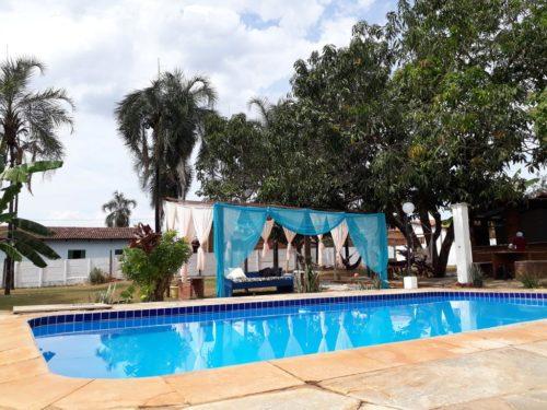 Camping Bela Vista Chalés pirenopolis-3