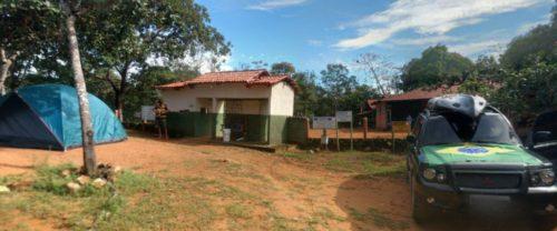 Camping Cachoeira São Romão - Estreito-MA-1