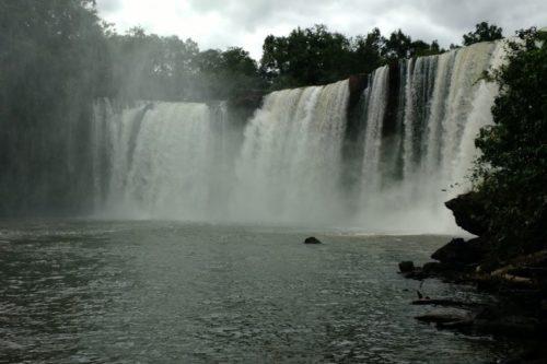 Camping Cachoeira São Romão - Estreito-MA-2