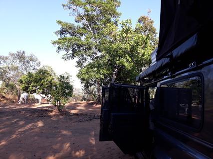Camping Cachoeira São Romão - Estreito-MA-3