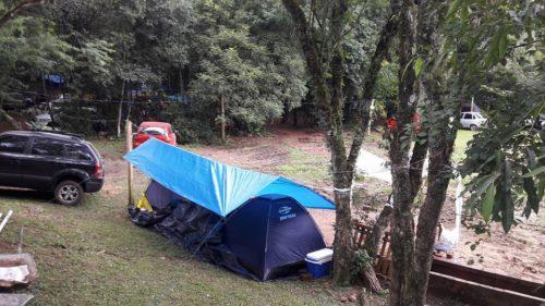 Camping Cascata do chuvisqueiro - Riozinho-RS 2