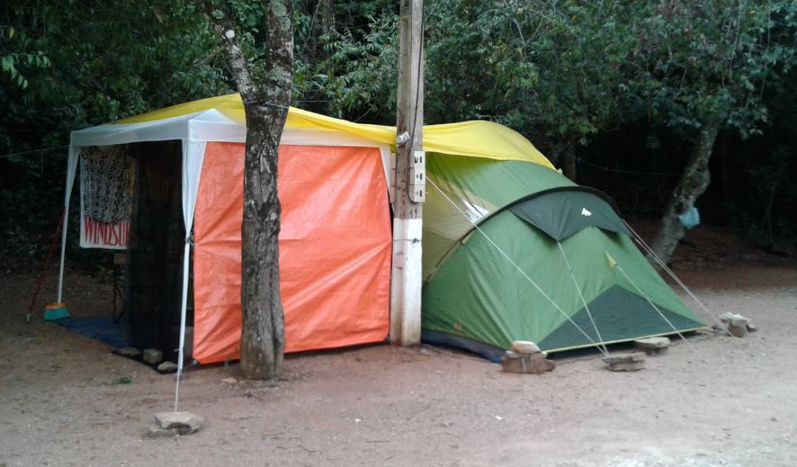Camping Clube Náutico Engenheiro Mauro Ferraz