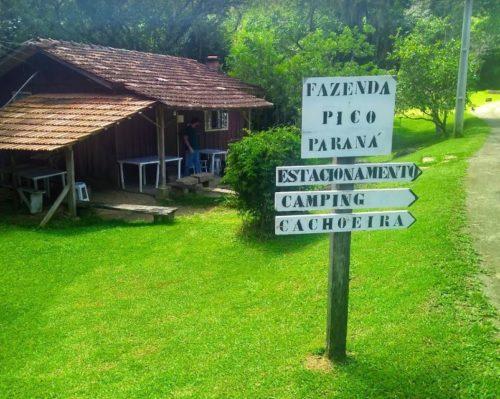 Camping Fazenda Pico Paraná