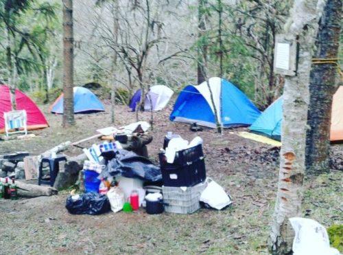 Camping Fazenda do Paraná-Campina Grande-PR-3