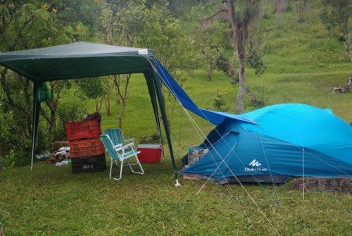 Camping Fazenda do Paraná-Campina Grande-PR-5