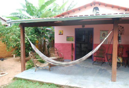 Camping Manga Rosa-São Jorge-Veadeiros-GO-7