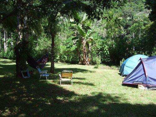 Camping Novo Ponto Gastronômico
