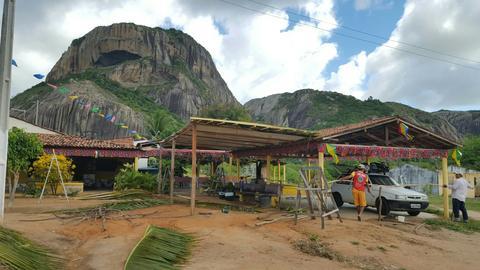 Camping Pedra da Boca -araruna-pb
