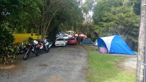 Camping Península das Palmeiras
