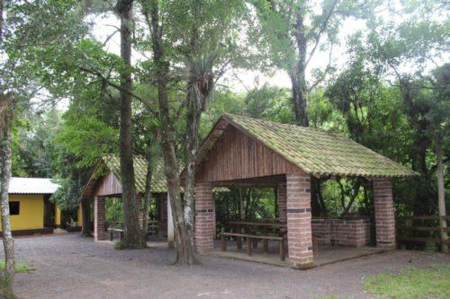 Camping Poço do Caixão - Timbé do Sul-SC-9