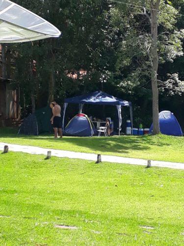 Camping Pousada Quedas D'Água-rio verde-ms-20