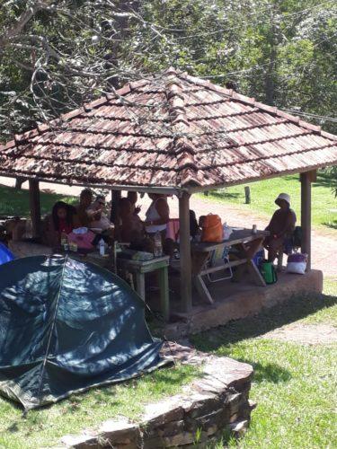 Camping Pousada Quedas D'Água-rio verde-ms-21