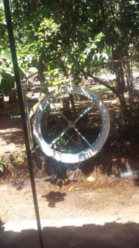 Camping Pousada Quedas D'Água-rio verde-ms-7