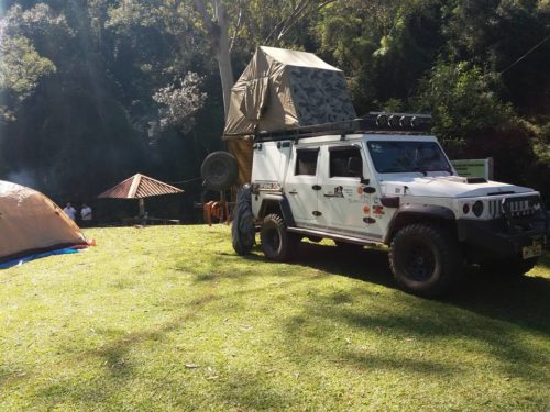 Camping Recanto Perehouski