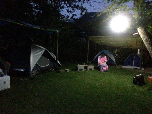 Camping das Pitangas - Praia do Sono-rj-12