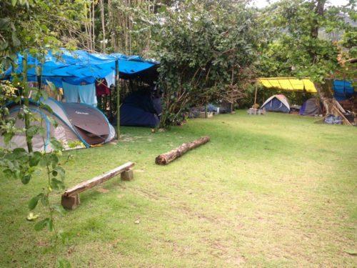 Camping das Pitangas - Praia do Sono-rj-13