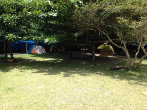 Camping das Pitangas - Praia do Sono-rj-7