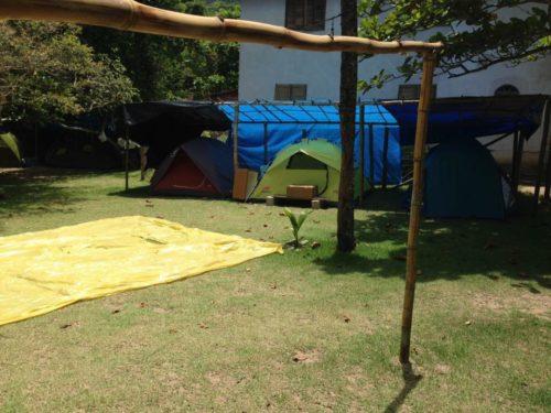 Camping das Pitangas - Praia do Sono-rj-9
