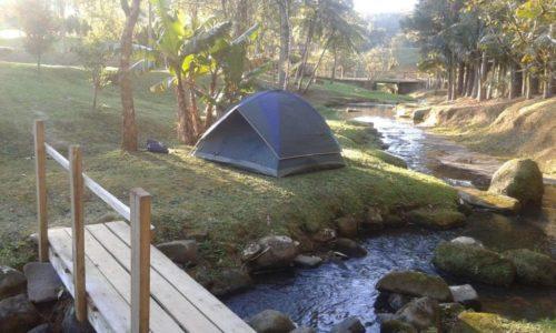 camping Cachoeira e Tirolesa Paulista-Doutor Pedrinho-SC-1