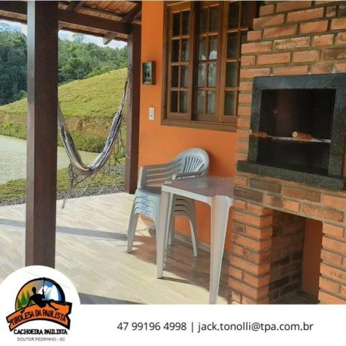 camping Cachoeira e Tirolesa Paulista-Doutor Pedrinho-SC-4
