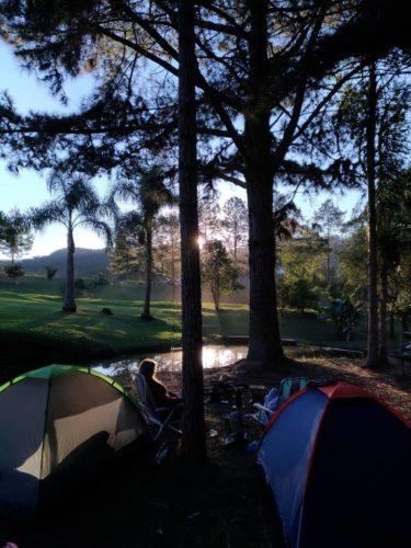 camping Cachoeira e Tirolesa Paulista-Doutor Pedrinho-SC-6