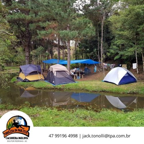 Camping Cachoeira Paulista Adventure Park