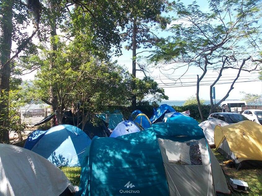 camping Floripa Surf Camp-Florianópolis-SC-10