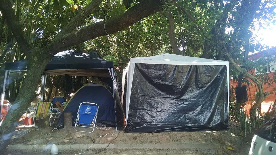 camping Floripa Surf Camp-Florianópolis-SC-14