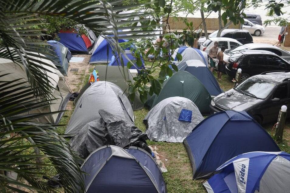 camping Floripa Surf Camp-Florianópolis-SC-18