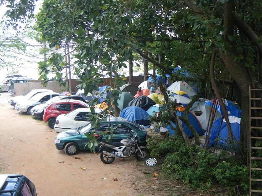 camping Floripa Surf Camp-Florianópolis-SC-19