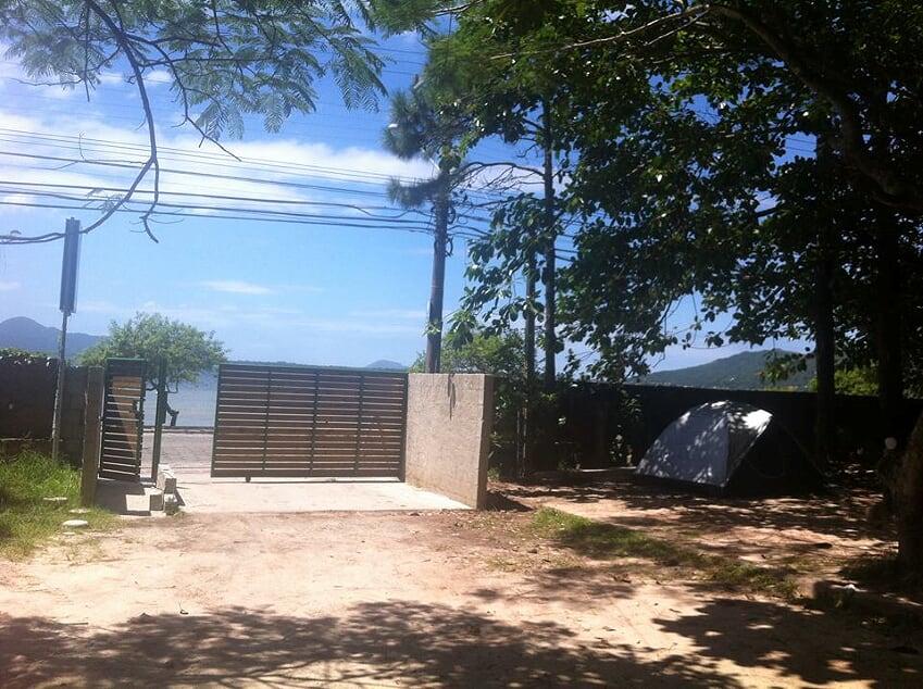 Camping Floripa Surf Camp