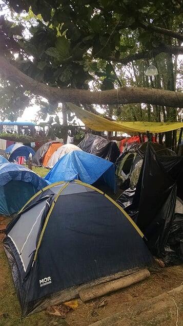 camping Floripa Surf Camp-Florianópolis-SC-8