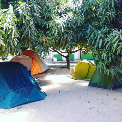 Camping Santa Bárbara