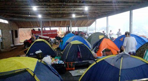 Camping Estância Pé da Serra