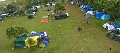 Camping Grandes  Lagos Thermas Náutico Club
