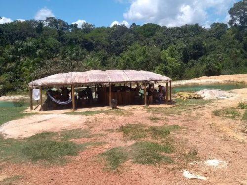 camping lagoa azul-presidente figueiredo-am-1
