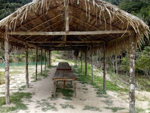 camping lagoa azul-presidente figueiredo-am-2