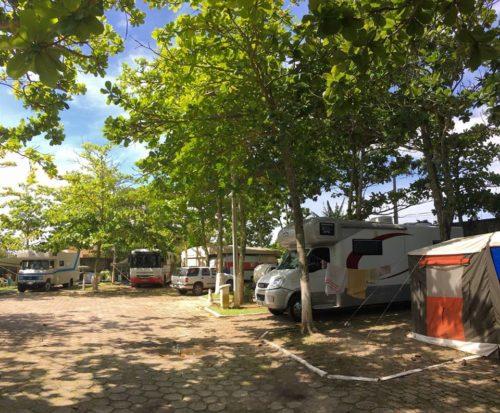 Camping Lagoa da Conceição