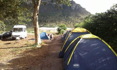 Camping Luar da Chapada