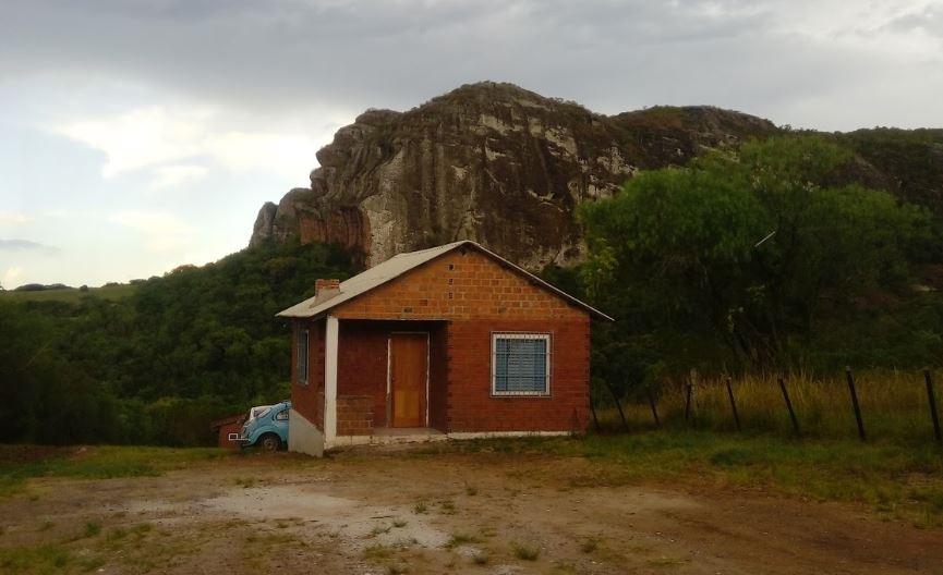 Camping Pedra do Segredo – Parque Natural