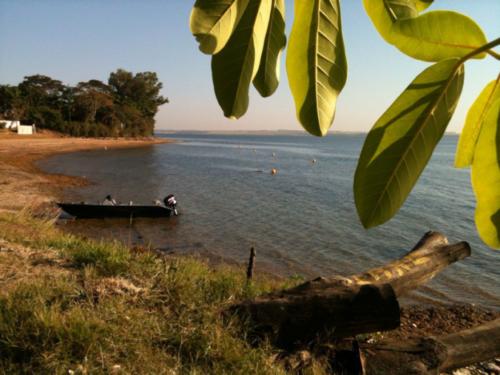 Camping Praínha de Pongaí – Porto Ferrão