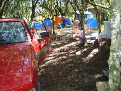 Camping Rancho Alegre