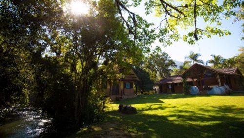 Camping Rancho Hanna Pousada