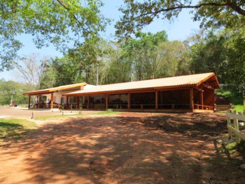 Camping Cascata Capão Rico