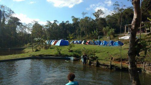 Camping Montanha Sitio