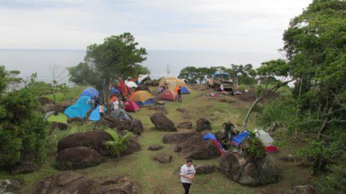 Camping Cachoeira da Lage