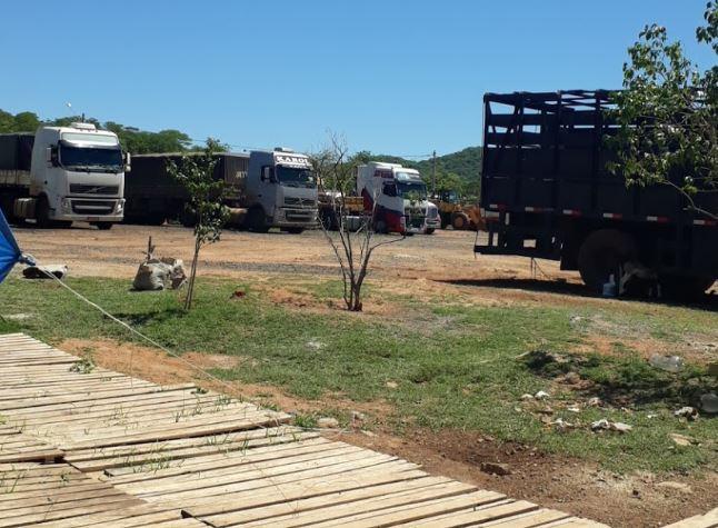 Apoio RV - Estacionamento Altos da 21 - Corumbá