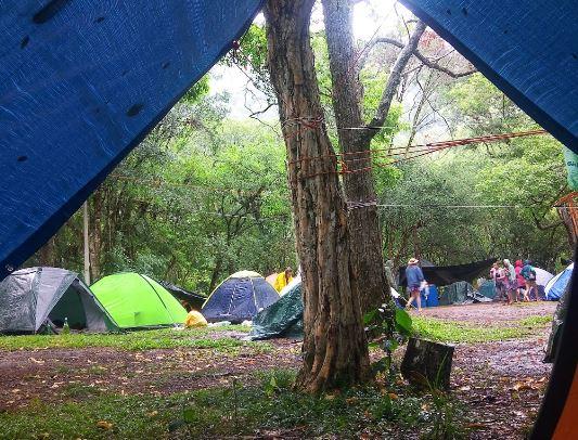 Camping Balneário Ouro Verde