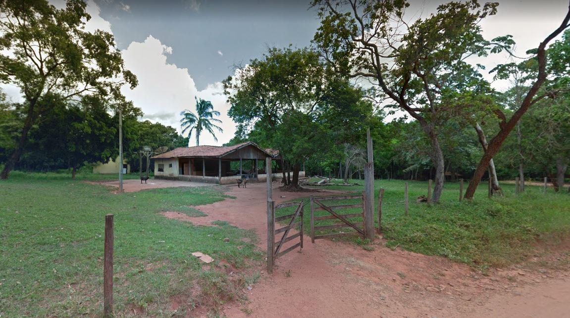 Camping Balneário Córrego